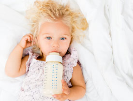 Baby Bottle Tooth Decay - Pediatric Dentist in Alpharetta and Suwanee, GA